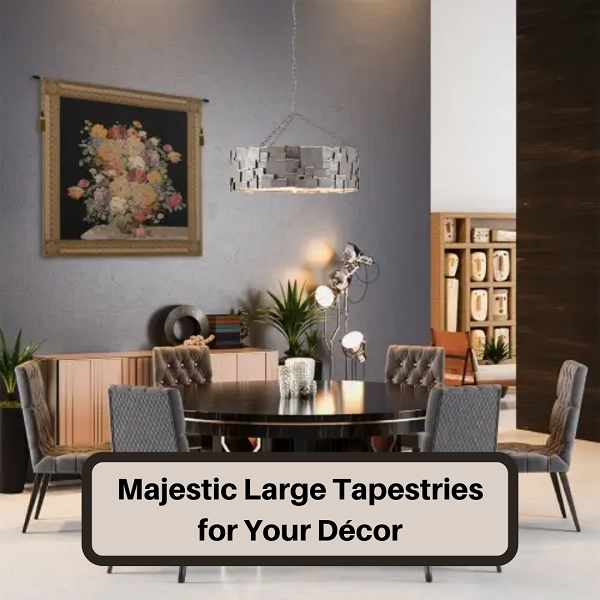 Saveonwallart- Large Tapestries for Your Décor