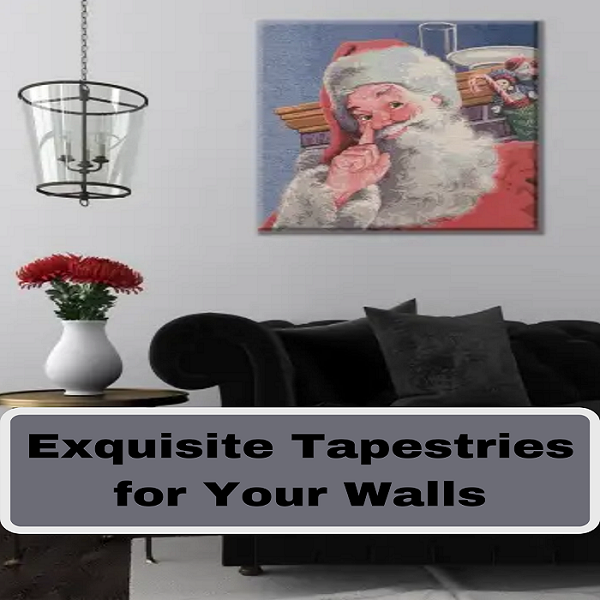 Saveonwallart- Exquisite stretched wall tapesties for your walls